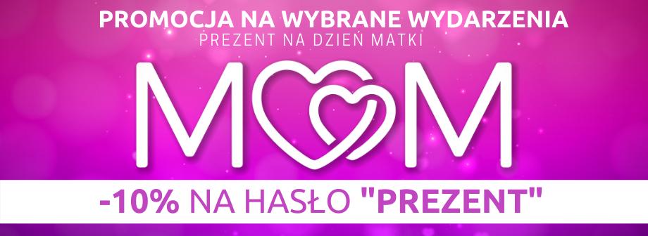 prezent na dzien matki promocja