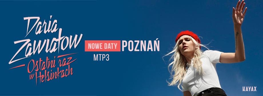Daria Zawiałow Koncert
