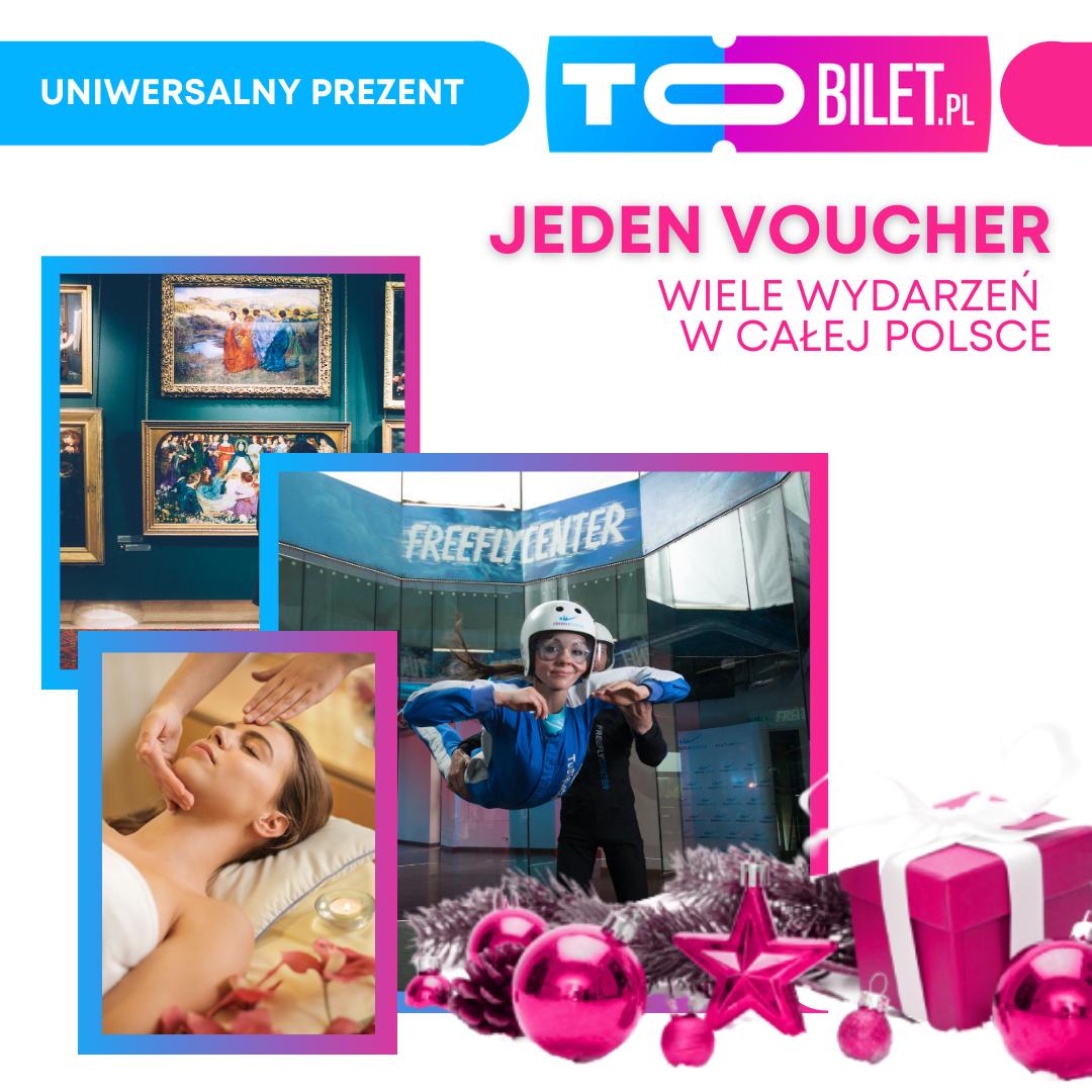 Voucher na święta ToBilet