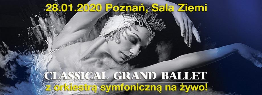 Jezioro Łabędzie - Classical Grand Ballet
