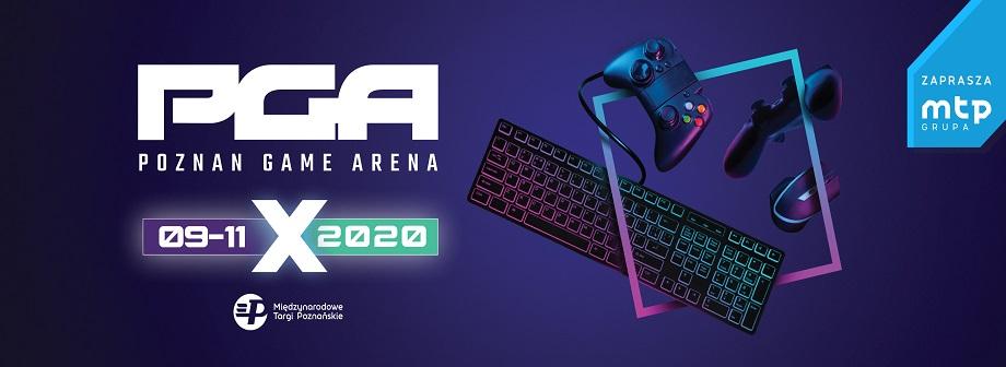 Poznań Game Arena PGA 2020