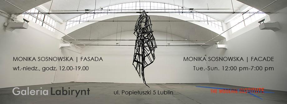 Fasada wystawa moniki sosnowskiej