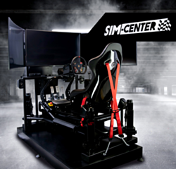 Profesjonalne Symulatory Wyścigowe - SIM-CENTER -
