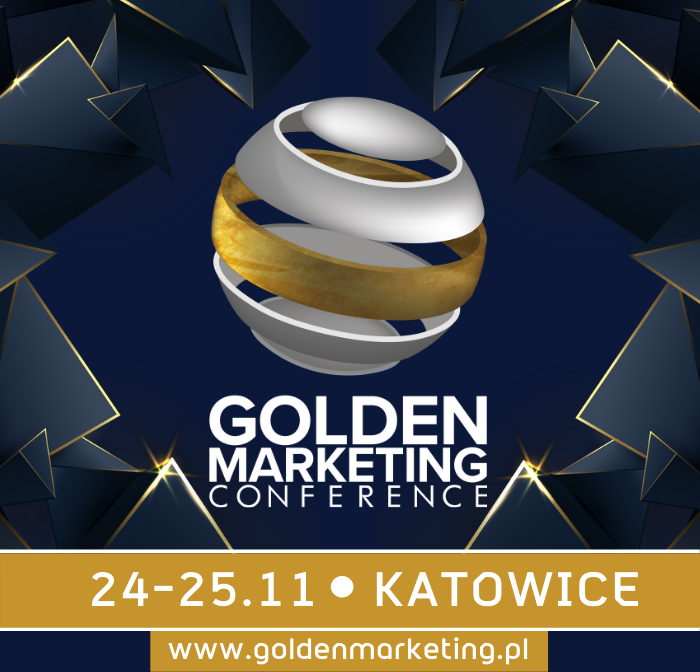 Golden Marketing Conference Katowice 2020