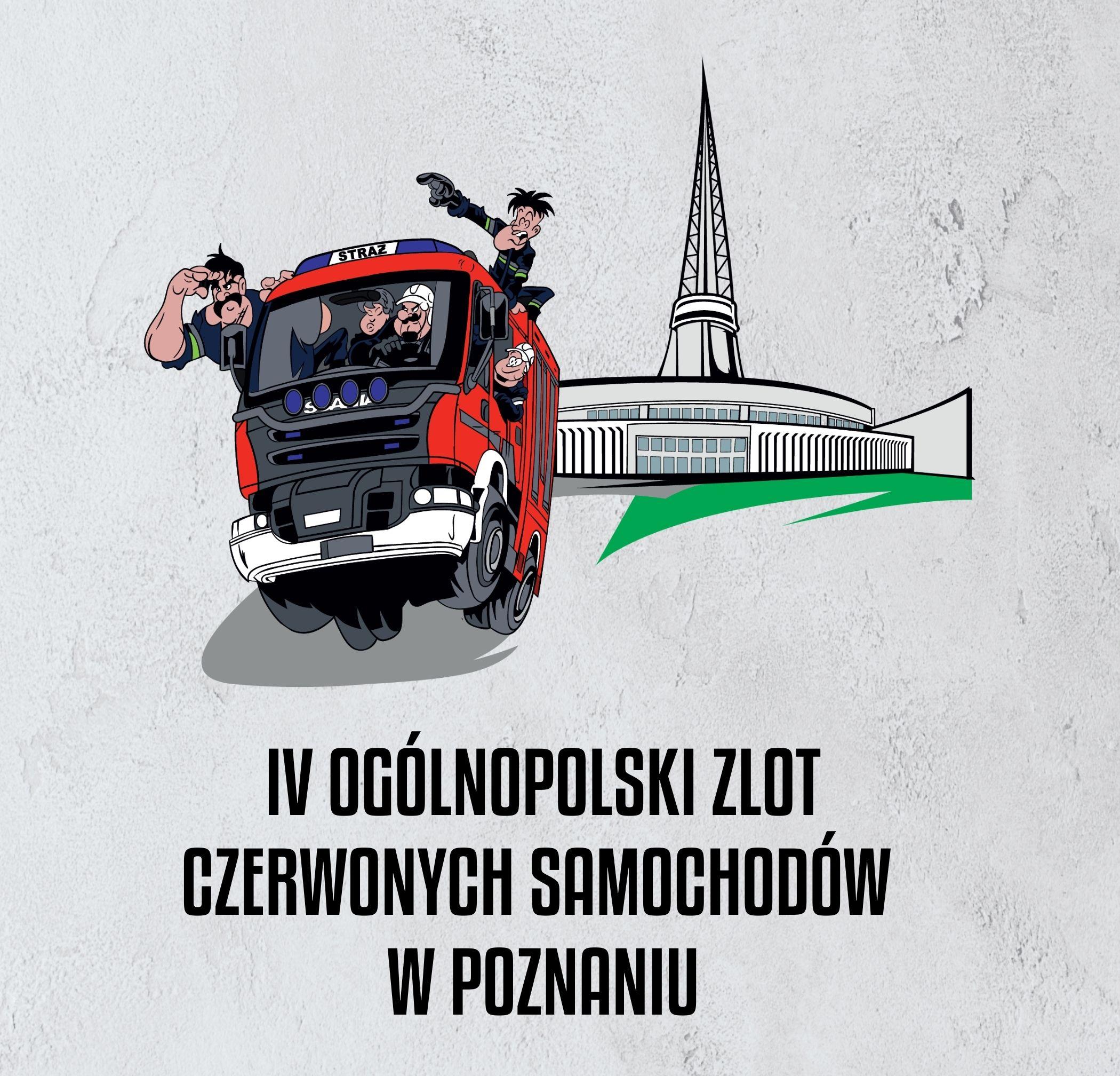 IV Ogólnopolski Zlot Czerwonych Samochodów