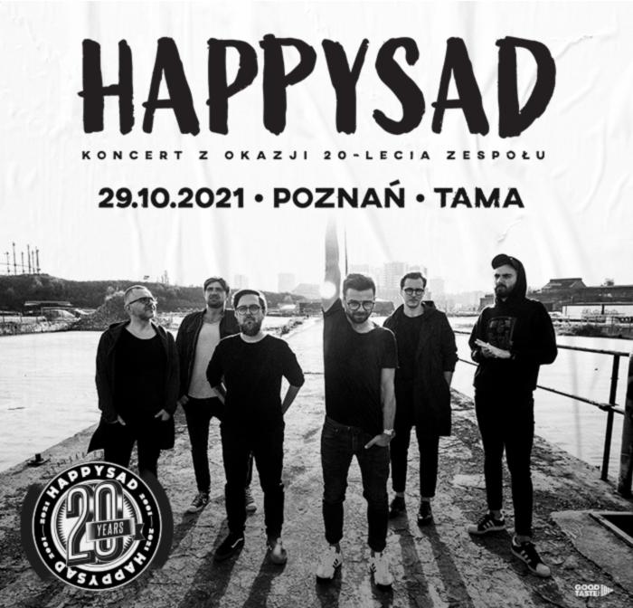 happysad xxlecie bilety poznan