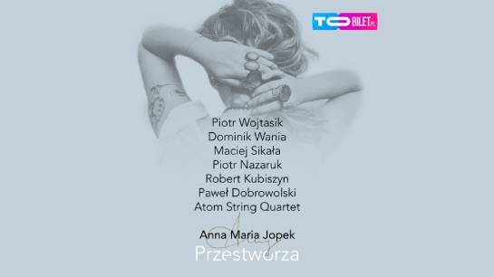 Anna Maria Jopekwyrusza w trasę – odwiedzi też Poznań