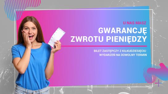 Gwarancja Zwrotu Pieniędzy na ToBilet.pl