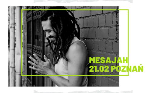 Koncert Mesajah w Poznaniu i jego początki z muzyką