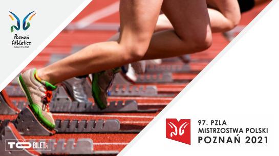 97. PZLA Mistrzostwa Polski odbędą się w Poznaniu! Zdobądź bilety!