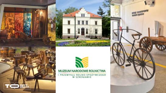 Bilety do Muzeum w Szreniawie od teraz dostępne także online