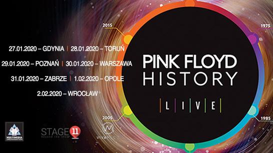 PINK FLOYD nadal w trasie po południowej Polsce!