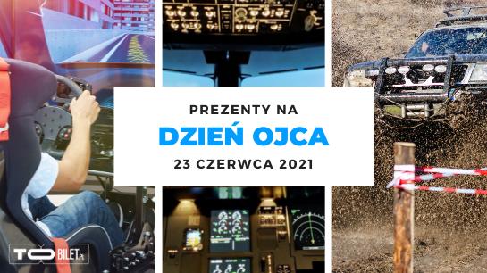 Super pomysły na Dzień Ojca prosto z ToBilet.pl