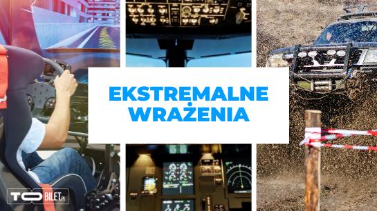 Ekstremalne pomysły na prezenty prosto z ToBilet.pl
