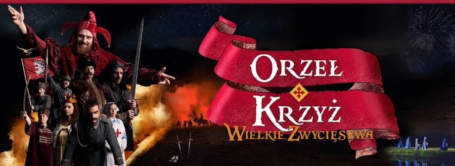 Orzel i krzyz Murowana Goślina